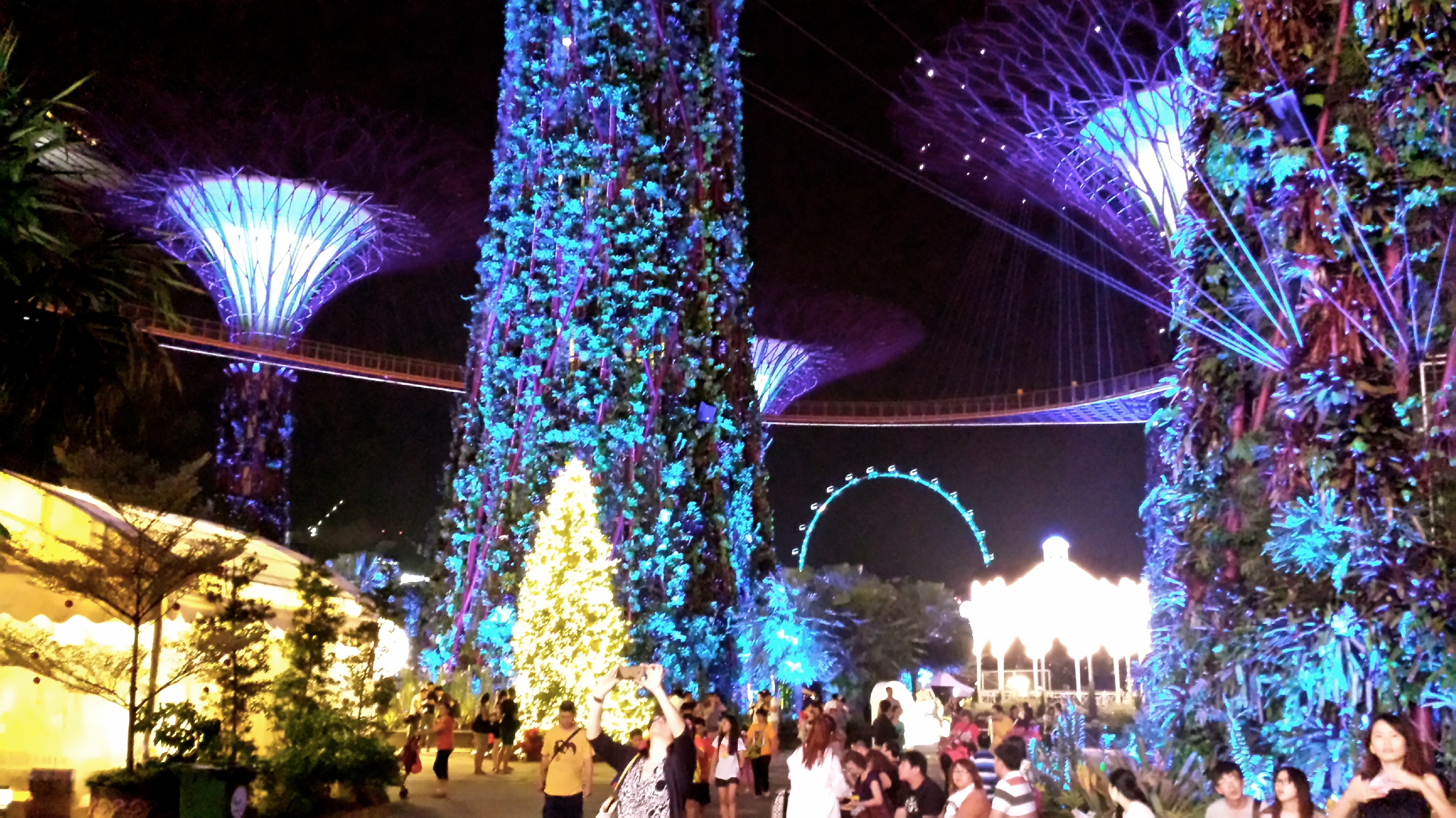 simple garden by the bay event throughout decorating